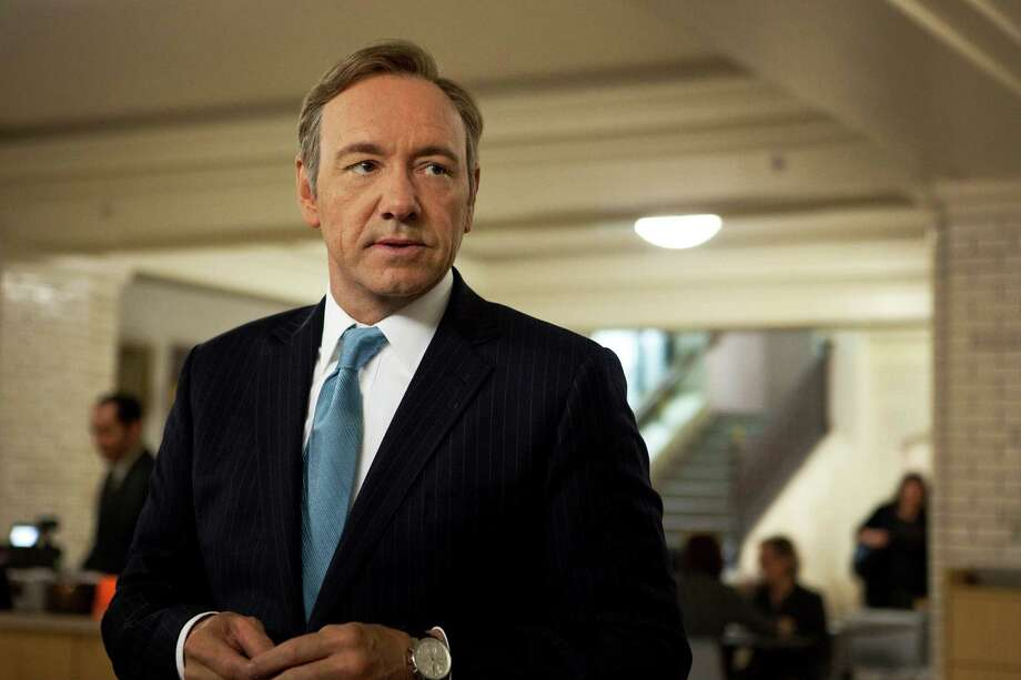 "Fictional restaurants we'd actually like to eat atFrank Underwood on ""House of Cards"" is fond of Freddy's BBQ Joint and the ribs. As a rule we are always leery of barbecue not from Texas but we'll try anything once. Photo: Melinda Sue Gordon, Associated Press / Netflix"