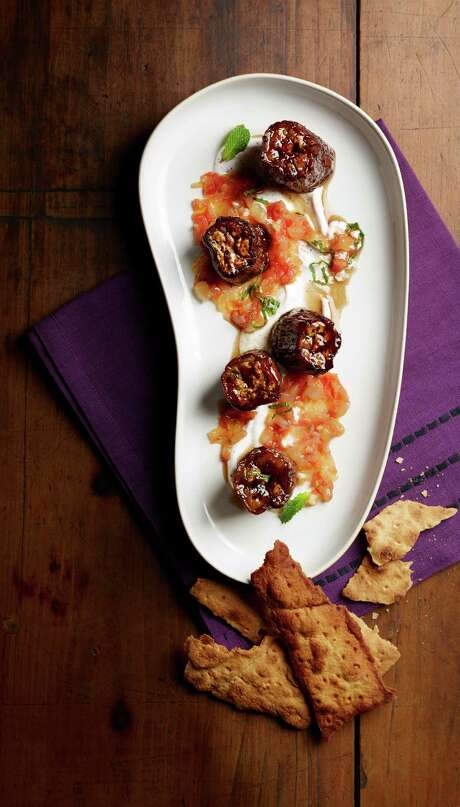 Use skinny Asian eggplants along with agrodolce to create sweet and sour eggplant. Photo: Washington Post / THE WASHINGTON POST