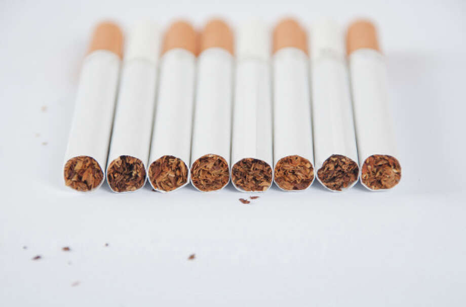 How Houstonians spend their moneyHouston ranked third in spending on tobacco among major US metro areas, according to a federal report, and the Bayou City took a high spot in spending on restaurant food.Click to see how else Houstonians spend their money, compared with the national average... Photo: Shui Ta Shan, File / Getty  / Flickr RF
