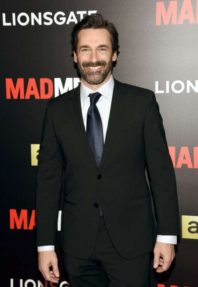 "Jon Hamm attends the ""Mad Men"" New York Special Screening at The Museum of Modern Art on March 22, 2015 in New York City.  (Photo by Dave Kotinsky/Getty Images) Photo: Dave Kotinsky, Getty Images"