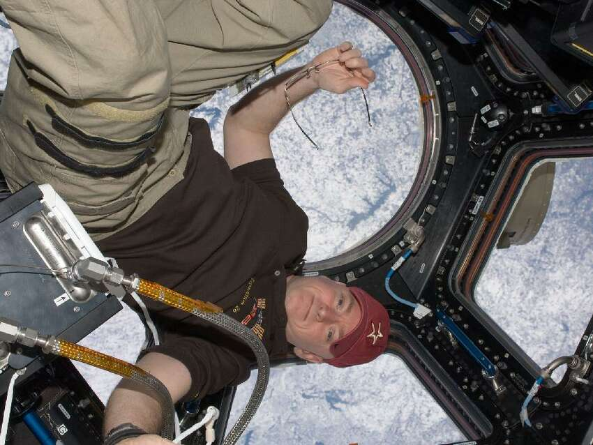Space is a scary place, but even more terrifying are the things it can do to the human body. Discover some of the strangest and most dangerous things astronaut Scott Kelly will face during his year in space.