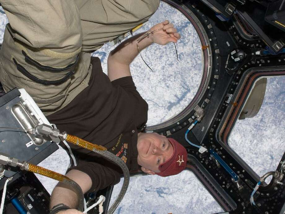Space is a scary place, but even more terrifying are the things it can do to the human body. Discover some of the strangest and most dangerous things astronaut Scott Kelly will face during his year in space. Photo: NASA