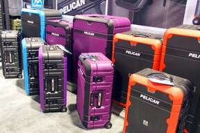 If you're like me, you've been waiting forever for Pelican, the same folks who make ultra-sturdy cases, to finally come out with luggage that doesn't weigh a ton and doesn't look like it should be full of rocket-launchers. Enter the ProGear Elite series cases, which are watertight, crush-proof and still lightweight.