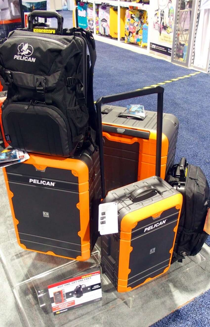 The Elite cases by Pelican, which come in the 30-inch Vacationer, 27-inch Weekender and a 22-inch Carry On, rely on seals and latches for closing rather than zippers.