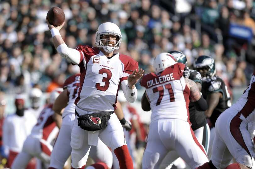 16. Carson Palmer, Cardinals He had the Cardinals near the t