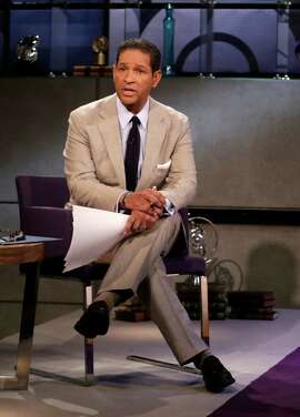 """Bryant Gumbel's """"Real Sports"""" show started in 1995, originally airing four times a year and now once a month."""