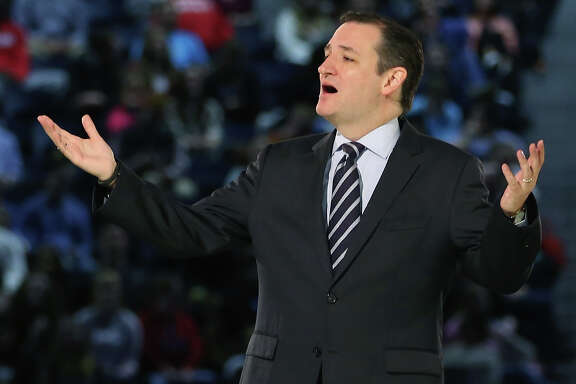 Sen. Ted Cruz announced his bid for the 2016 Republican presidential nomination Monday at Liberty University in Lynchburg, Va.