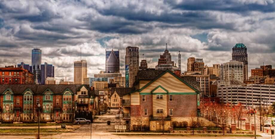 DETROIT Median family income: $30K; Median Photo: Photo By Mike Kline (notkalvin), Getty Images/Flickr RF