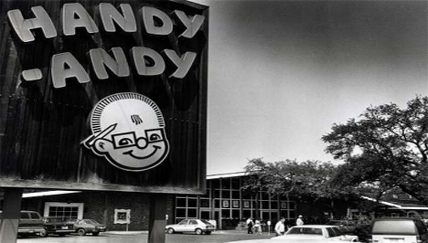 Before H-E-B ruled the supermarkets of San Antonio, we had Handy Andy. That happy bald man in horn-rimmed glasses greeted shoppers all over the area for more than 85 years.