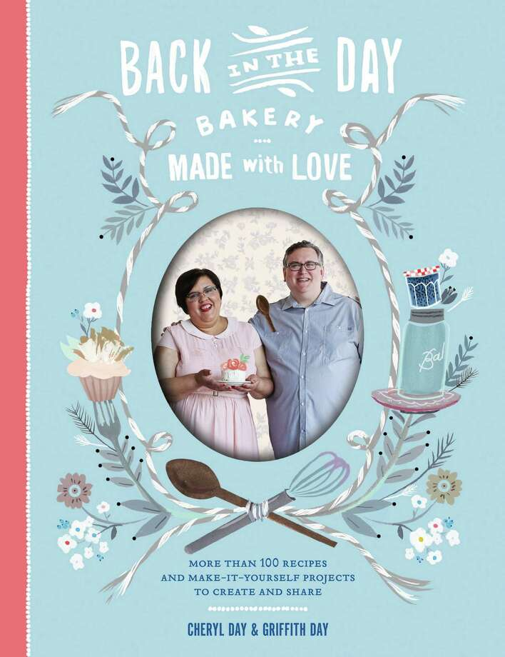 "Cover of ""Back in the Day Bakery: Made with Love"" by Chery Day and Griffith Day. Photo: Artisan Books / Artisan Books"