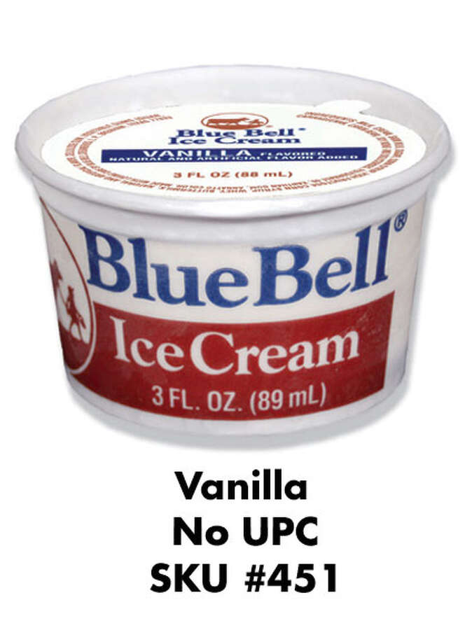 These items have been recalled by Blue Bell Creameries in Brenham, Texas as part of a listeria outbreak. Photo: Blue Bell