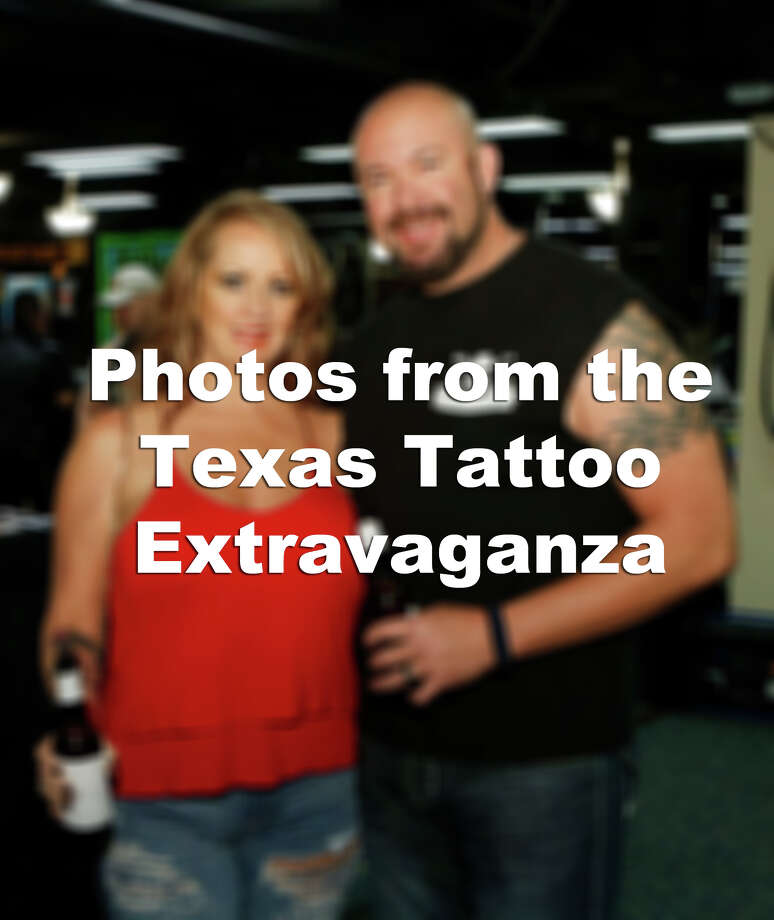 Check out who was seen at the annual Texas Tattoo Extravaganza. Photo: Houston Chronicle / © 2015 Houston Chronicle
