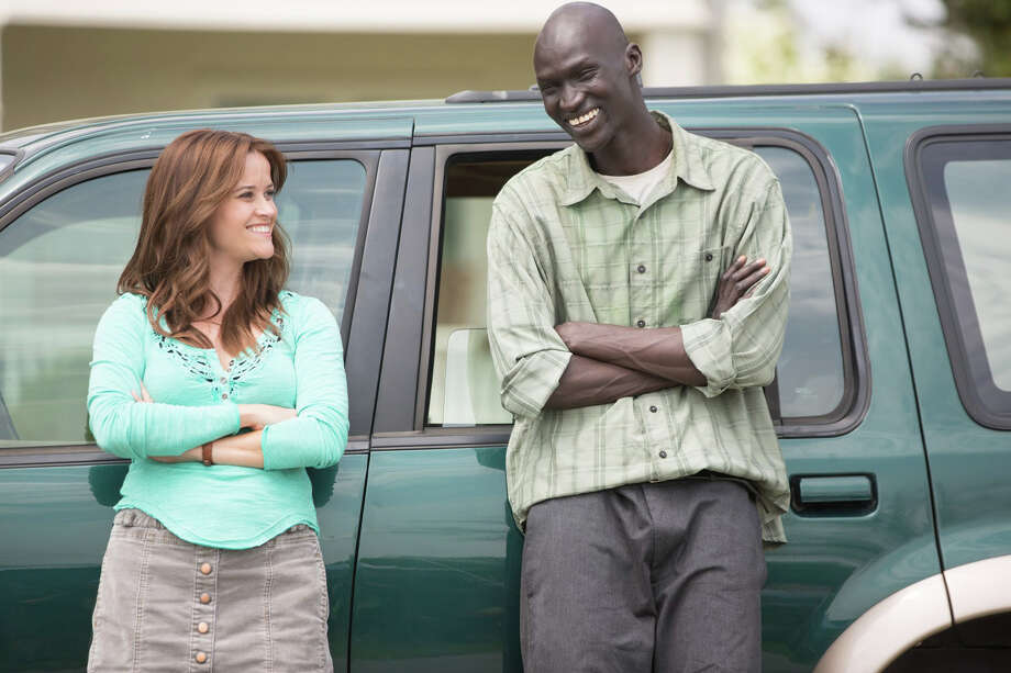 "University of Bridgeport alumnus Ger Duany will attend a special screening of the 2014 movie he made with Reese Witherspoon - ""The Good Lie"" - at the Bijou Theatre on April 2. Photo: Contributed Photo, Bob Mahoney / Connecticut Post Contributed"