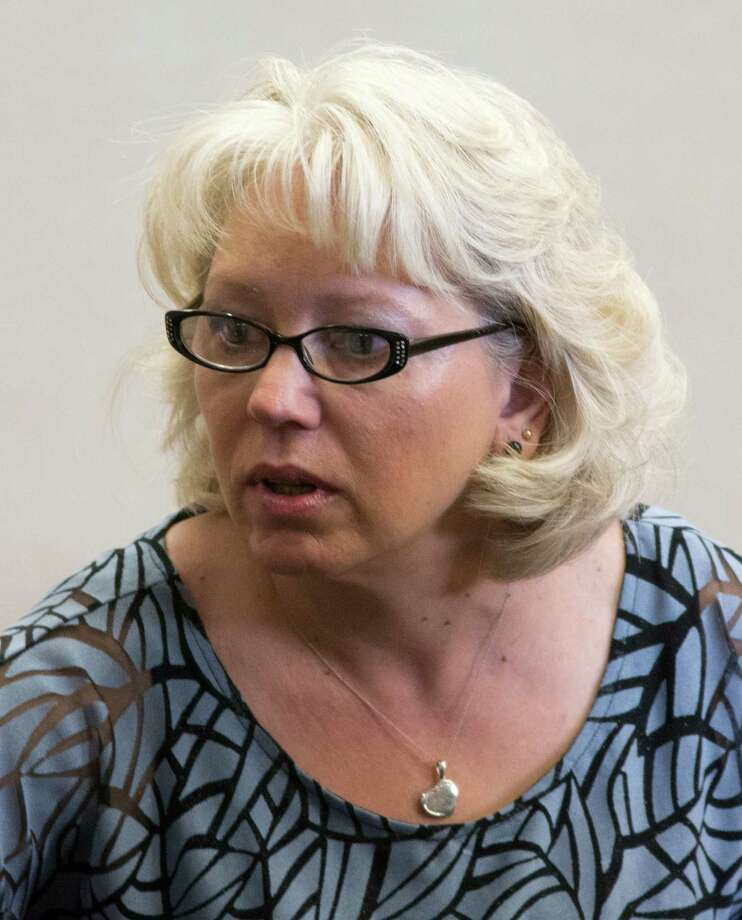 "Debra Milke was convicted on ""flimsy evidence,"" a court said. Photo: Mark Henle / Associated Press / Pool The Arizona Republic"