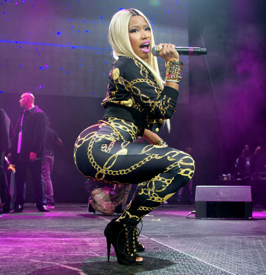20 women beloved for their booties The booty-approving sir Mix-A-Lot would definitely give the thumbs up to these celebs who are beloved (in part) for their backsides. Nicki Minaj