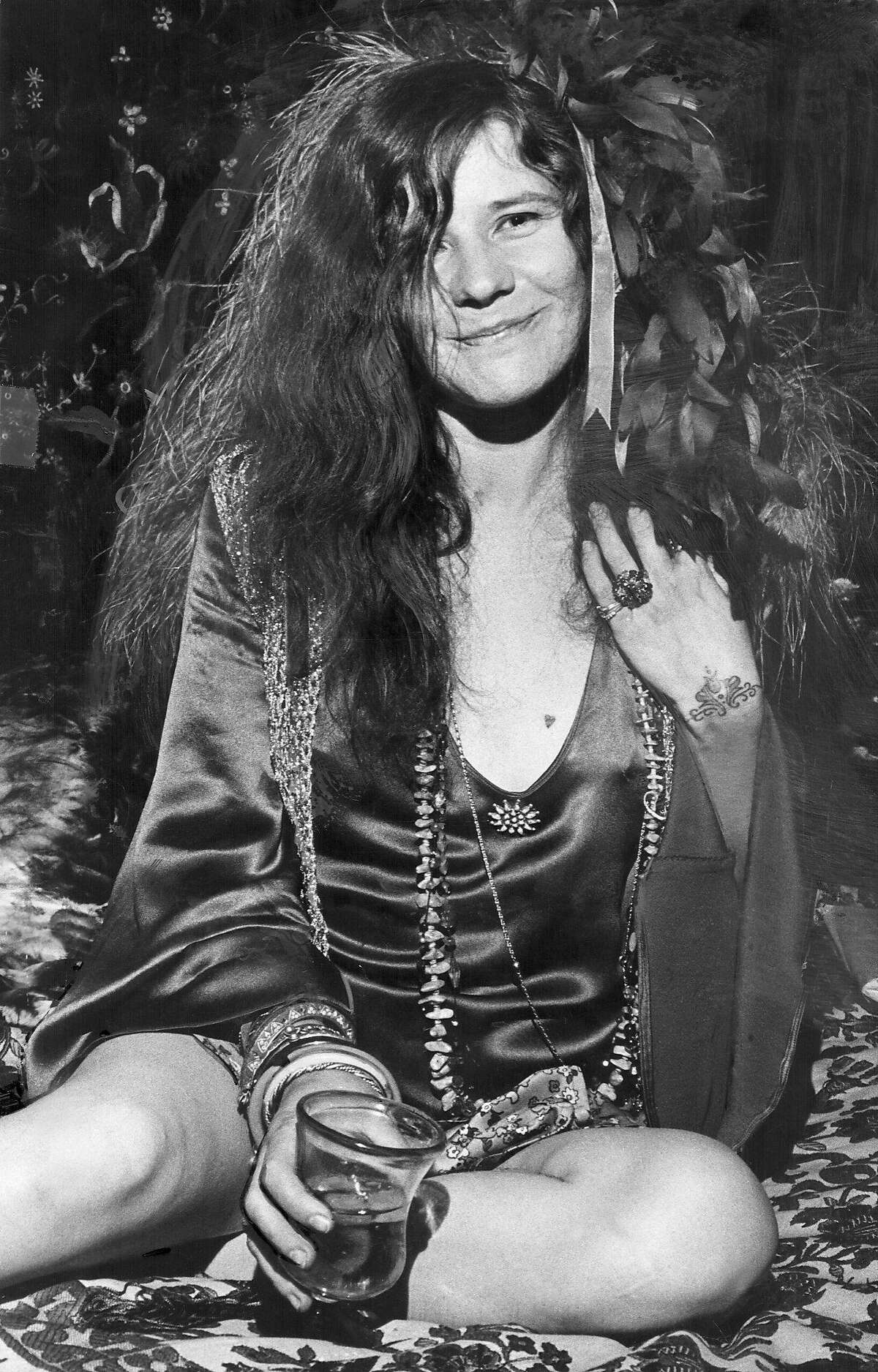Janis Joplin was found dead by her manager in 1970 after overdosing on heroin. She was 27.