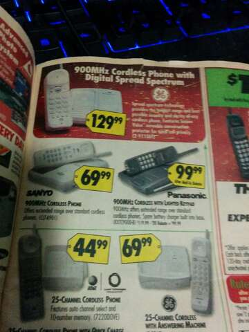 Best Buy ad from 1998 shows how ridiculously much technology