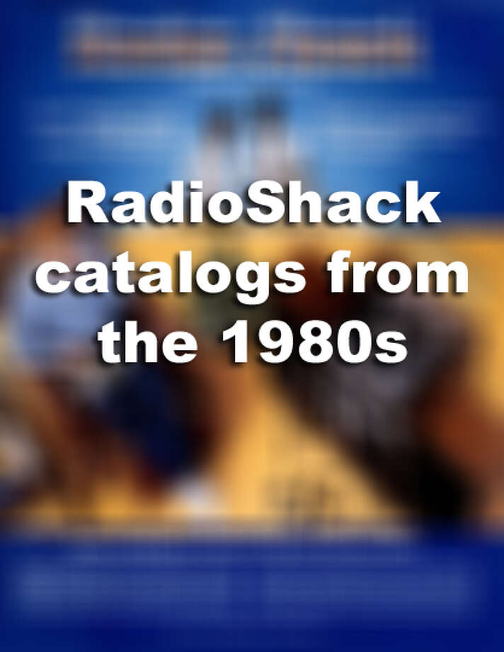 See the hot new technology that everyone was clamoring for at Christmas '84. Photo: RadioShack