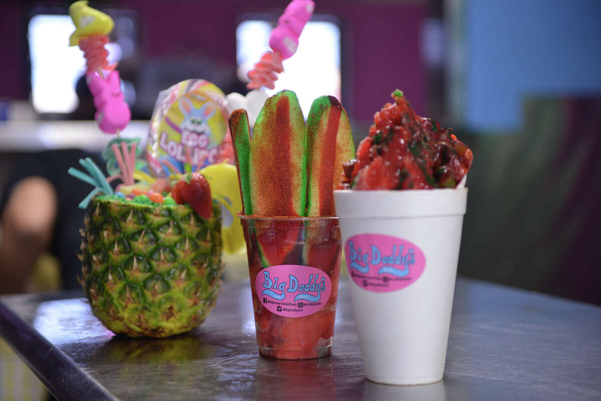 Big Daddy's, a San Antonio go-to for over-the-top street eats and snacks, is extending into the deep South Side.