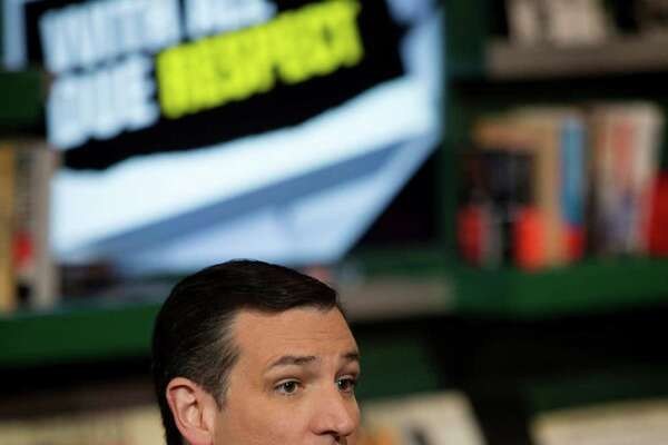 U.S. Sen. Ted Cruz surprised both backers and opponents of the Affordable Care Act by saying he was considering signing his family up.