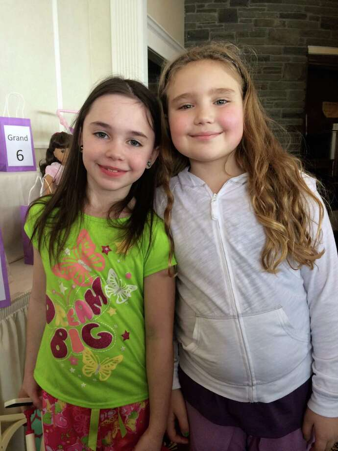 Were you Seen at the American Girl Fashion Show sponsored by the Junior League of Albany at the Albany Country Club in Guilderland on Saturday, March 21, 2015? Photo: Carol Crummey