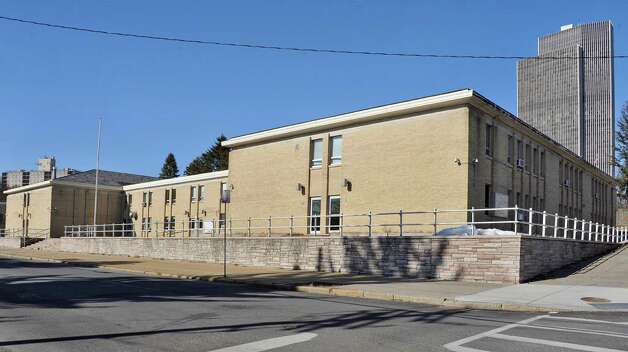 The former Cathedral School on Park Avenue has been chosen as the new site for Bishop Maginn High School Tuesday March 24, 2015 inAlbany, NY.  (John Carl D'Annibale / Times Union) Photo: John Carl D'Annibale / 00031151A