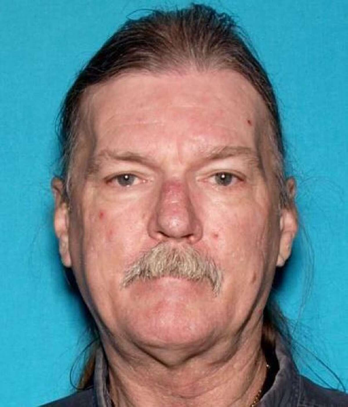 Scott Dunham, 57, suspected in the shooting death of a San Jose police officer on Tuesday.
