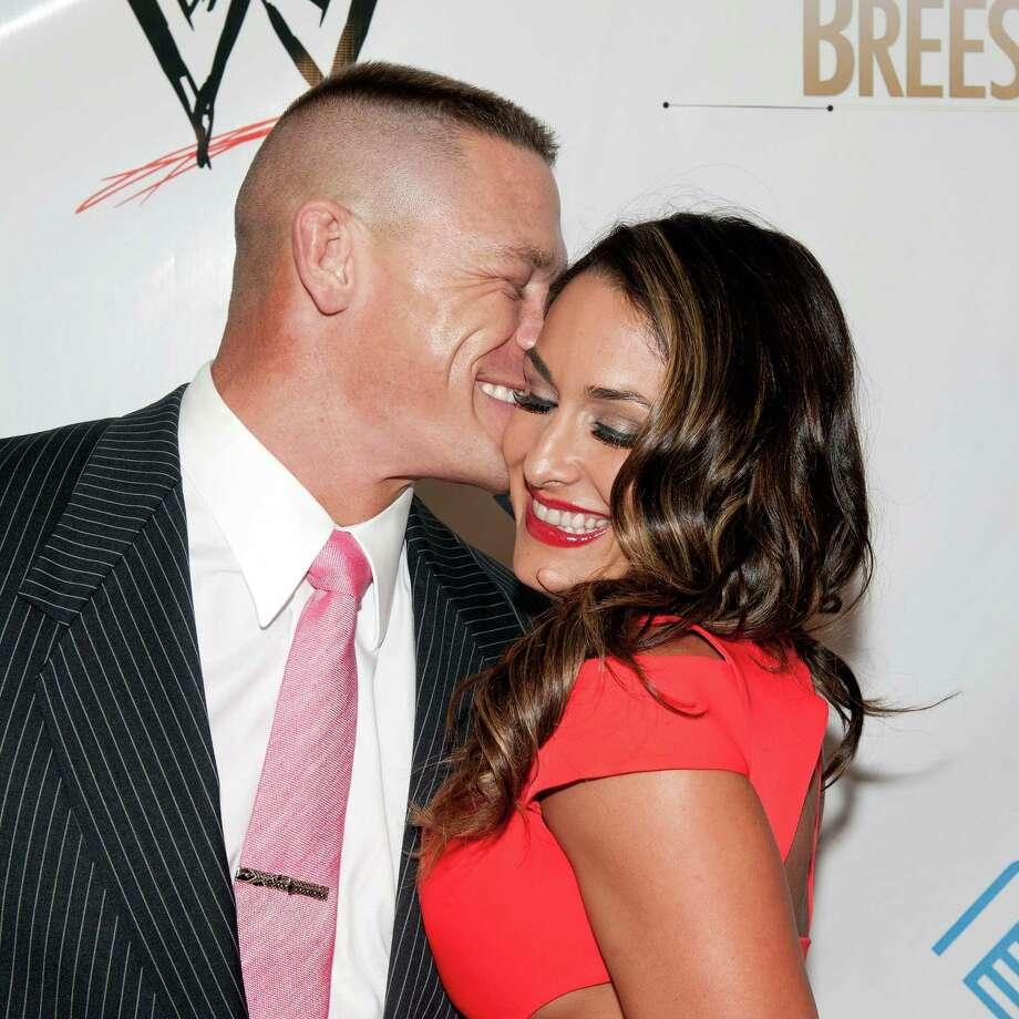 Wwe Divas Star Nikki Bella, With Boyfriend John Cena, Says She Wants To Be