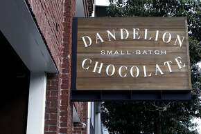 Dandelion Chocolate is located at 740 Valencia St., pictured Tuesday, March 24, 2015, in San Francisco, Calif.