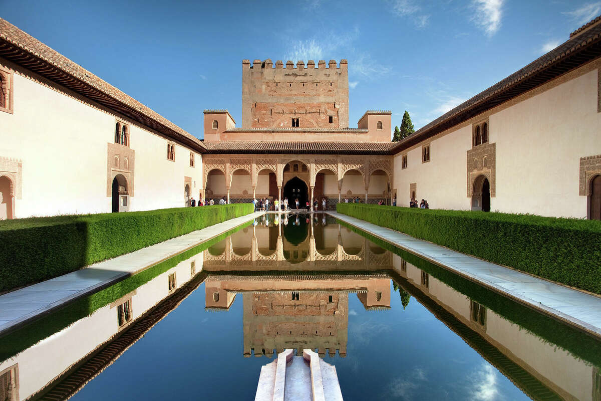 Make reservations for Granada's magnificent Alhambra as soon as you've firmed up your trip dates.