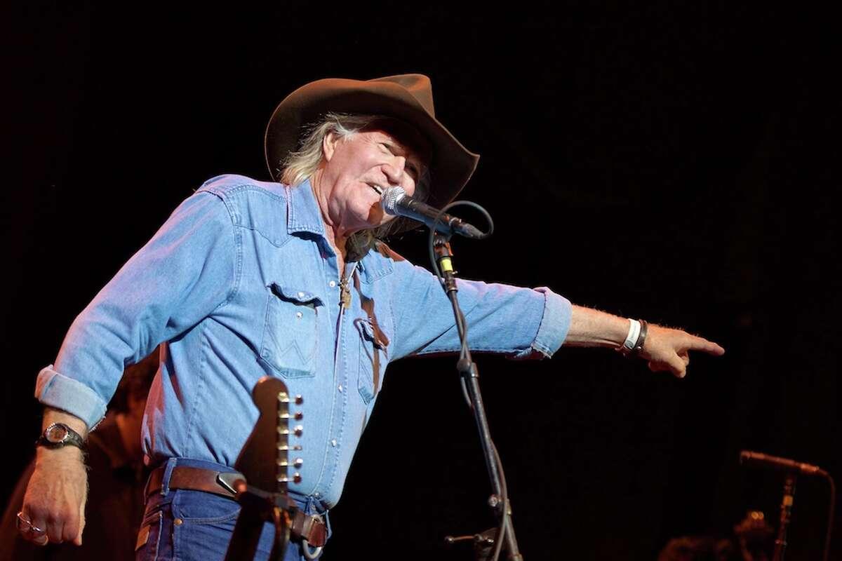 Billy Joe Shaver performs at House of Blues, November 18, 2014