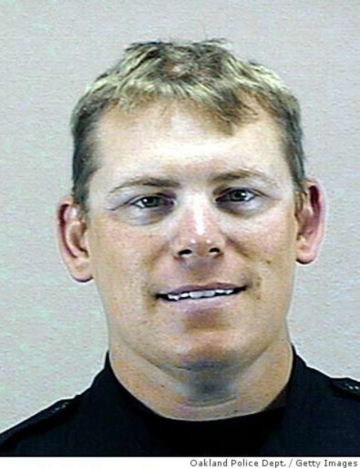 Oakland Police Department Sgt. Mark Dunakin