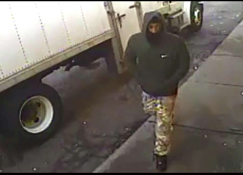 A video released by the Bridgeport Police shows the suspect in the shooting death of Hakeem Joseph at the T. Market on Reservoir Ave. In Bridgeport, Conn. at 7:55 a.m. on Wednesday, March 25, 2015. Photo: Contributed Photo / Connecticut Post Contributed