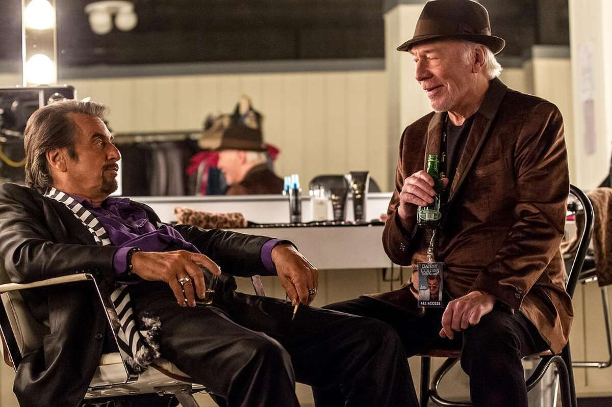 """Al Pacino (left) and Christopher Plummer in """"Danny Collins."""""""