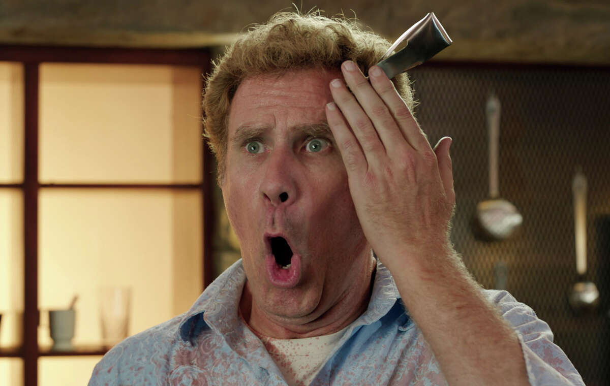 Will Ferrell is smartly cast as a white-collar criminal.