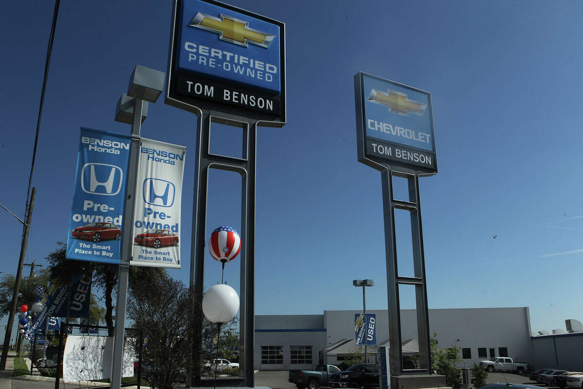 benson receivers drop objection to controlling share issue san antonio express news