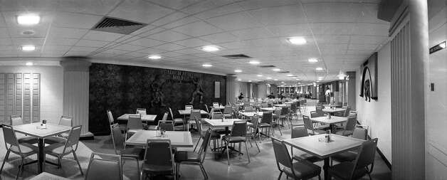 Countdown Cafeteria inside the Astrodome. Photo: Houston Post / Houston Chronicle
