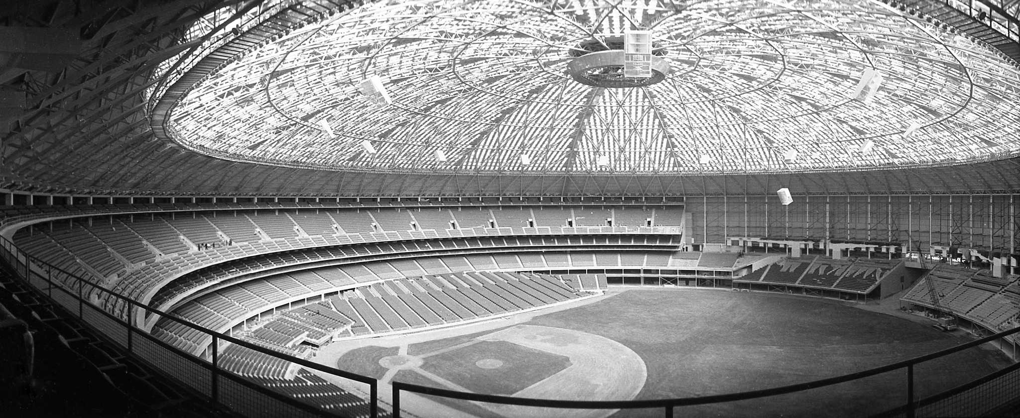Once A Symbol Of Ambition Astrodome Turns 50 As An