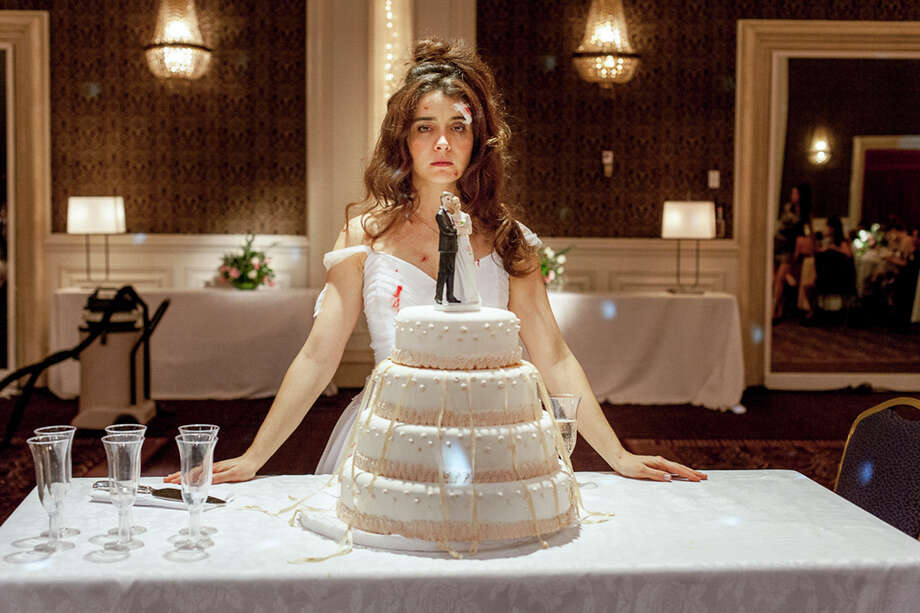 "In this undated photo released by K&S Films, actress Erica Rivas performs in ""Relatos Salvajes"" or ""Wild Tales,"" in Argentina. Relatos Salvajes, directed by Damian Szifron, was nominated for an Oscar Award for best foreign language film. The 87th Annual Academy Awards will take place on Sunday, Feb. 22, 2015, at the Dolby Theatre in Los Angeles. (AP Photo/K&S Films) Photo: HONS / K&S Films"