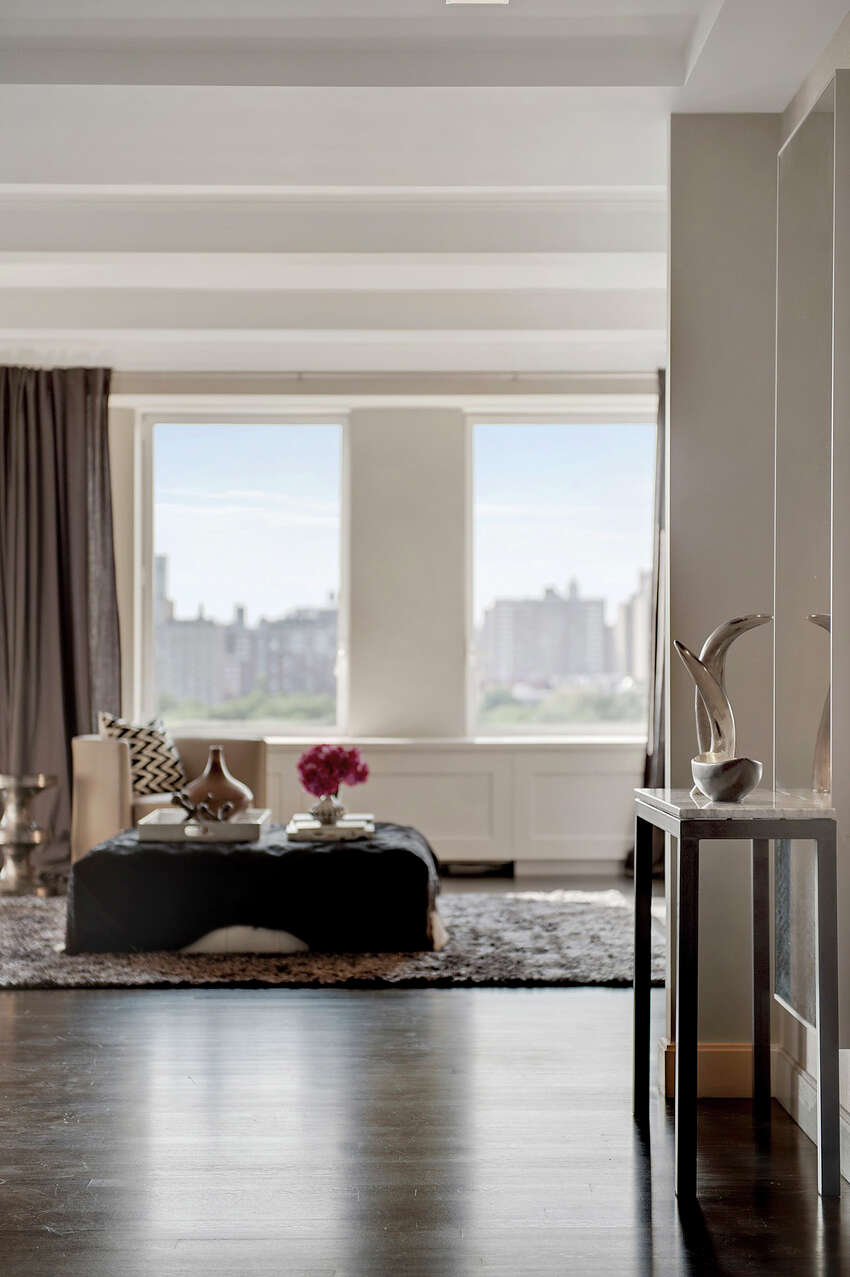 Carmelo Anthony's New York apartment is the latest celebrity home to hit the market for a price tag of $12 million. Source:CORE