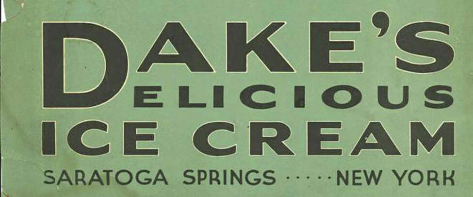 1921 - The Dake brothers want to find a better market for their milk so they try making butter and selling it in local stores. However, they realize there is a demand for ice cream and sell 4,000 gallons the first year. This starts Dake's Delicious Ice Cream.