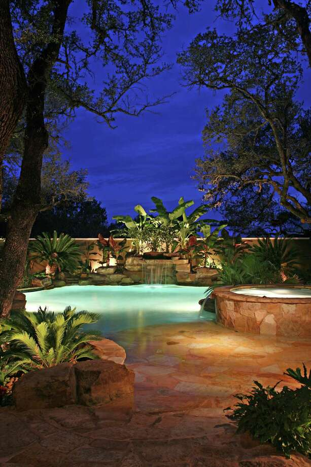 Beach entries remain popular with pool buyers. Photo: Courtesy Keith Zars Pools