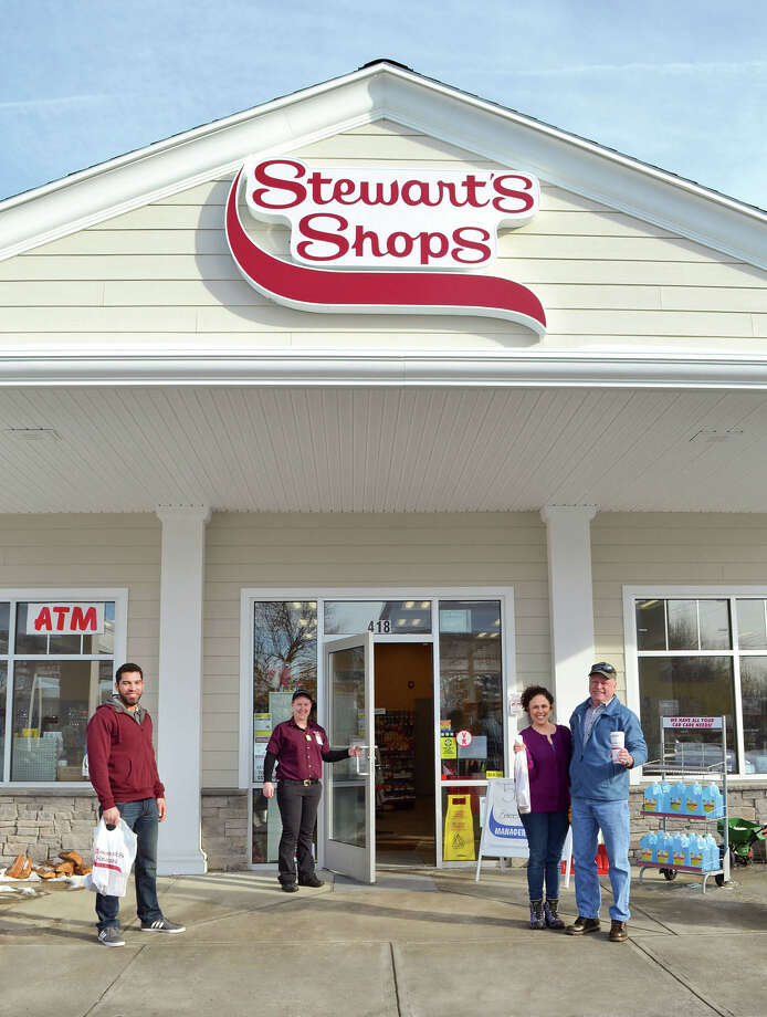 Stewart's is everyone's shop Photo: Colleen Ingerto / 518Life