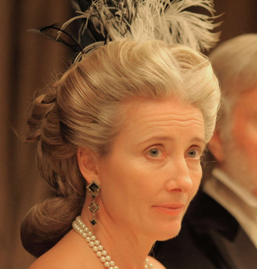 "Emma Thompson, as Lady Eastlake in ""Effie Gray,"" wrote the screenplay. Photo: Nicola Dove / ONLINE_YES"