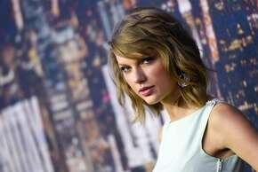 4. Singer Taylor Swift.