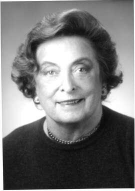 Nan McEvoy  Handout from her publicist 2000