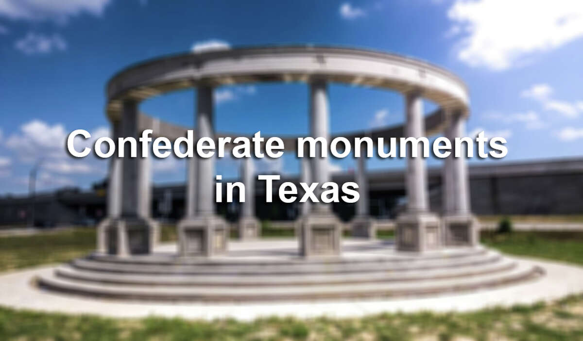 Nearly 150 years after the end of the Civil War, monuments exist to the Confederate States of America. Here are some places in Texas where remnants of the Confederacy are alive and well.