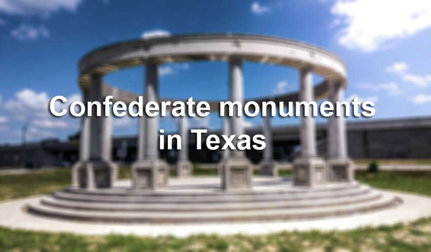 Nearly 150 years after the end of the Civil War, monuments exist to the Confederate States of America. Here are some places in Texas where remnants of the Confederacy are alive and well...