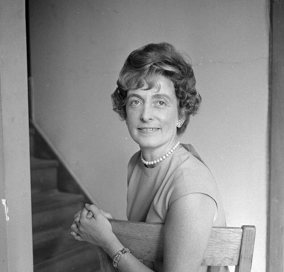 Nan McEvoy  1963