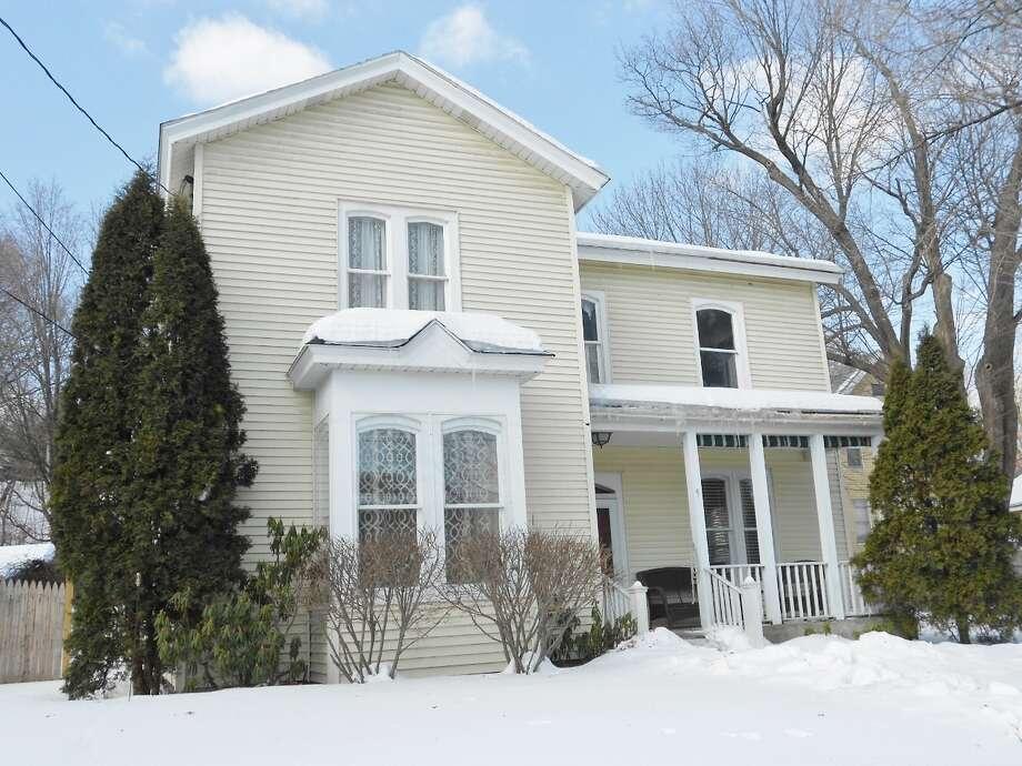 House of the Week: 9 S. Main St., Voorheesville | Realtor:  Lauren Meacham of Berkshire Hathaway Home Services | Discuss: Talk about this house Photo: Lauren Meacham